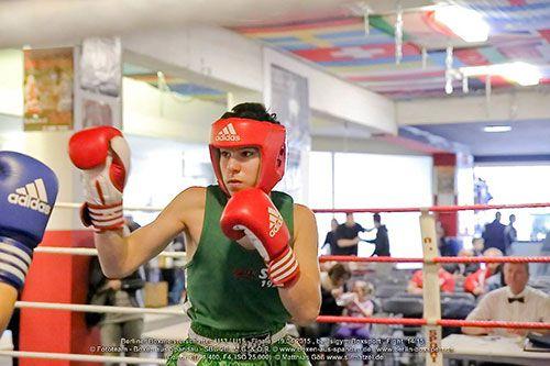 Spandauer Box Club 26 Berlin Elias Mikailov