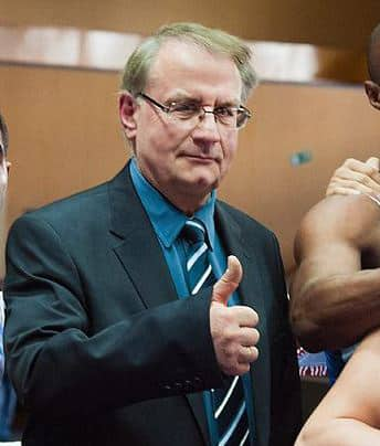 Spandauer Box Club 26 Berlin Präsident Peter Miesner