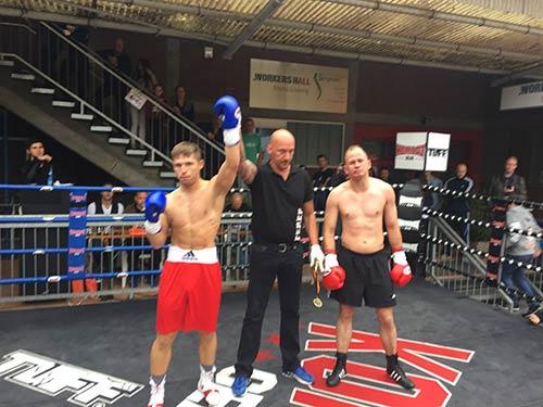 Sportschule Best Gym Kampfentscheid Sieger