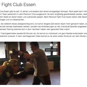 Vereinsbeschreibung-Video-Recover-Fight-Club-Essen