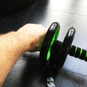 Bauchroller Test Sportastisch Extreme Ab Roller Bauchtrainer Handgriff