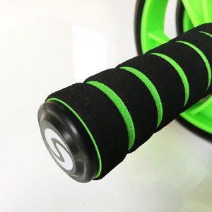 Bauchroller Test Sportastisch Extreme Ab Roller Bauchtrainer Handgriffe Schaumstoff