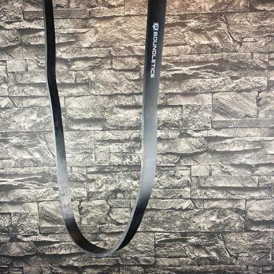 Fitnessband Test Boundletics schwarz 10 bis 30 kg haengend