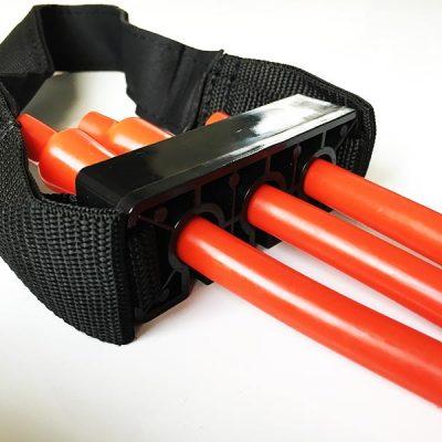 Klimmzugband Test Sportastisch Pull Hard Klimmzughilfe Verbindungselement