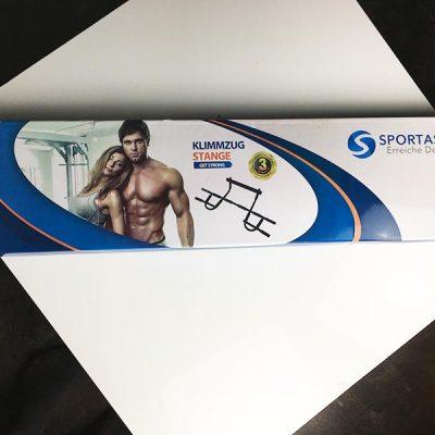 Türreck Test Premium Klimmzugstange Get Strong Sportastisch Tisch oben