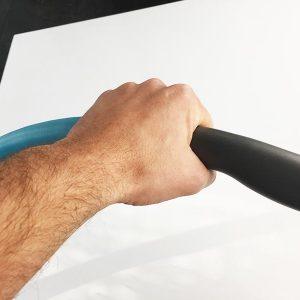Hula Hoop Reifen Test Sportastisch Hula Star Handgriff