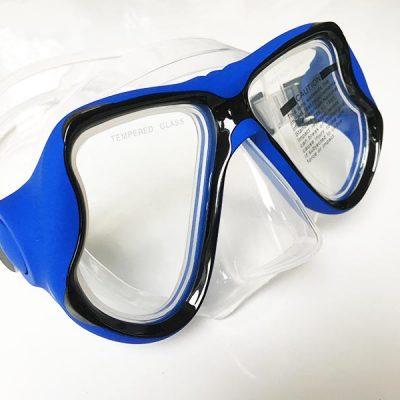 So sieht die Taucherbrille aus