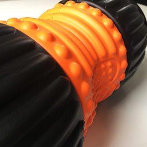 Faszienrolle Test Sportastisch Ergo Roll Oberflächenstruktur