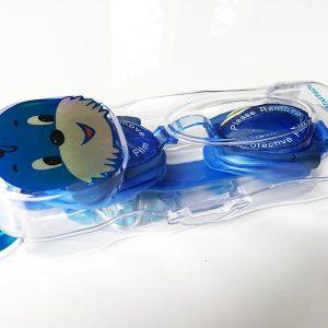 Kinder Schwimmbrille Test Swim Buddy Dolphin Aufbewahrungsbox