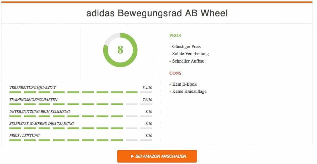 adidas Bewegungsrad AB Wheel