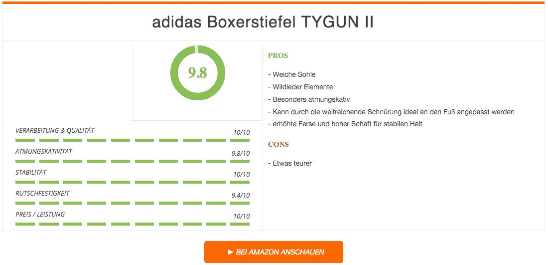 Boxstiefel Tygon 2 Ergebnis
