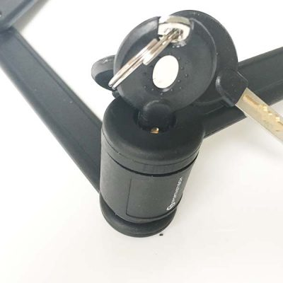 So sieht der Schlüssel im Schloss aus