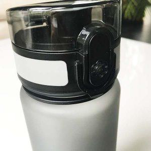 Trinkflaschen Test Sportastisch Trinkflasche Happy Fresh Deckel Mechanismus