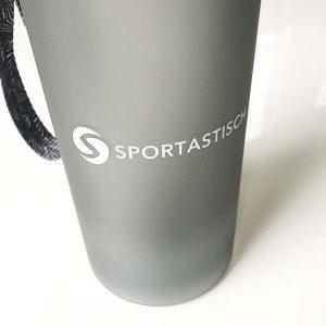 Trinkflaschen Test Sportastisch Trinkflasche Happy Fresh Logo