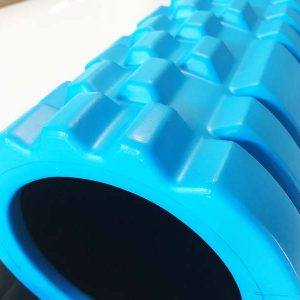 Faszienrolle Test Sportastisch Lets Roll Oberfläche Querschnitt