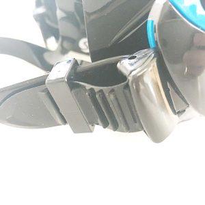 Taucherbrille Test Sportastisch Dive Under Verschluss Seite